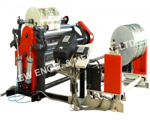 Flexible Packaging Films Slitter Rewinder Machine