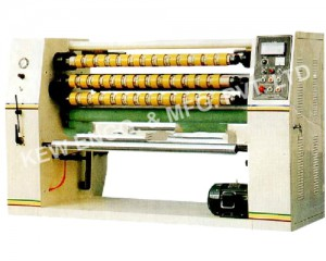 Tape Slitter Rewinder Machines
