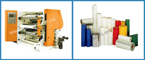 Automatic Slitting Rewinding Machine, Slitting Machine
