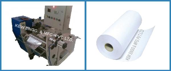 Roll Paper Slitter Rewinder Machine