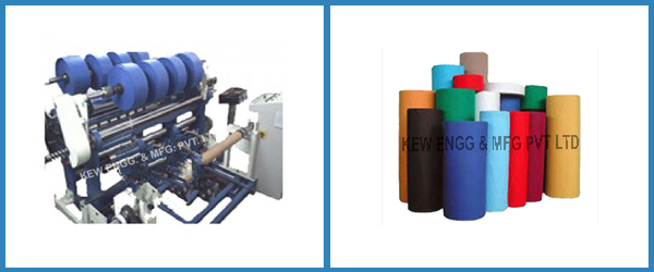 Polypropylene Liner Fabric Slitter Rewinder Machine